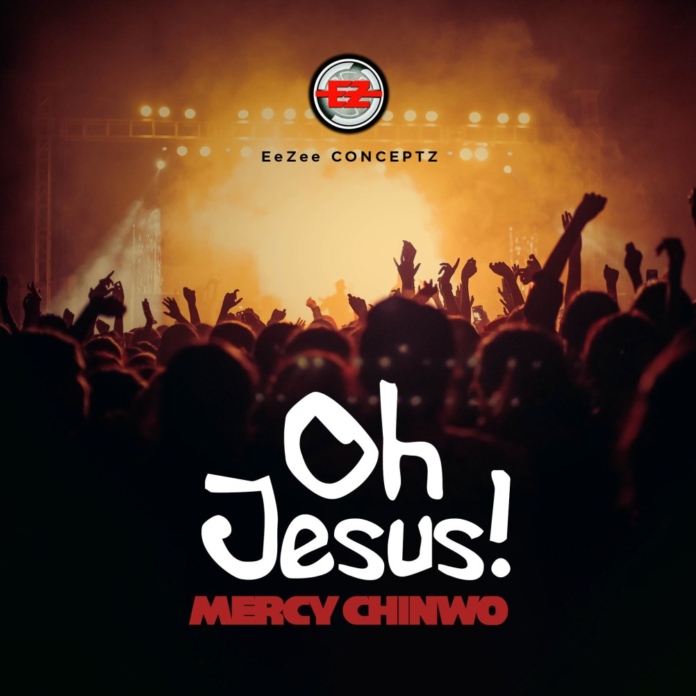 Mercy Chinwo - Oh-Jesus Artwork