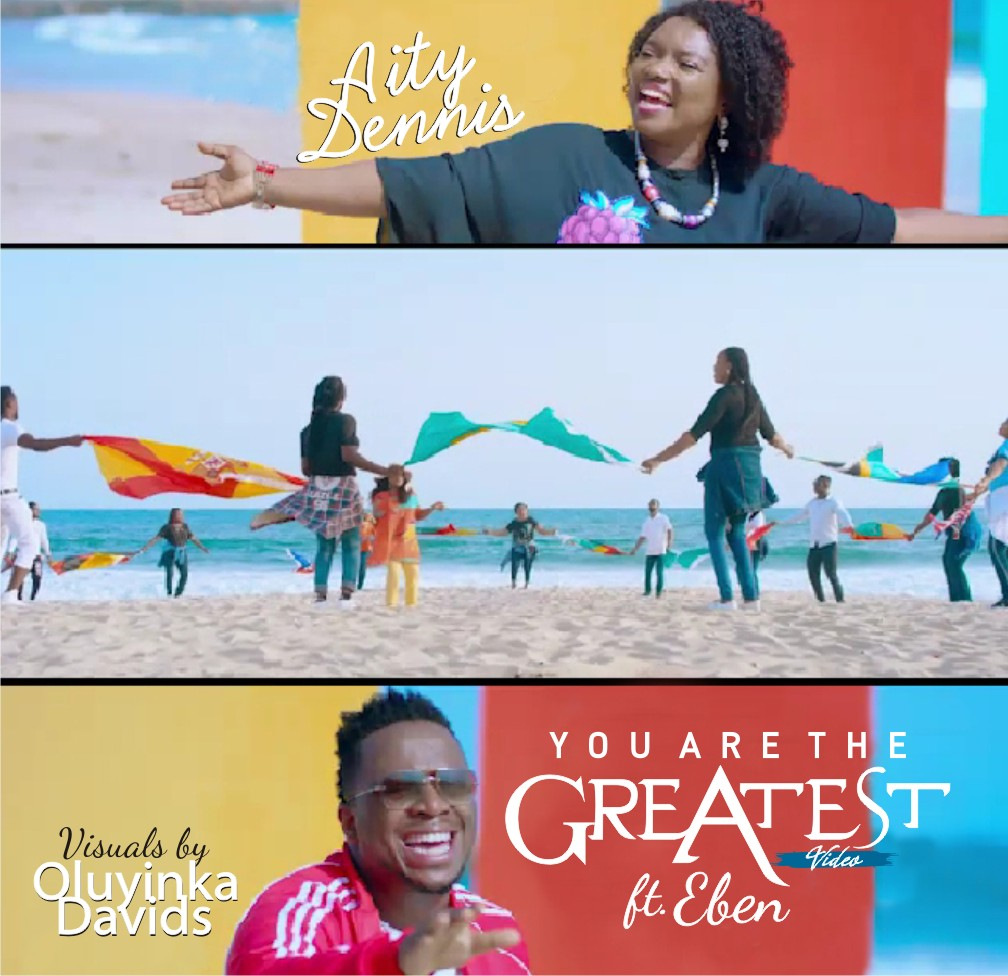 Aity Dennis - You are the greatest