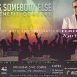 Kurt Carr-Bless Somebody Else Benefit Concert-06012019 Louisiana