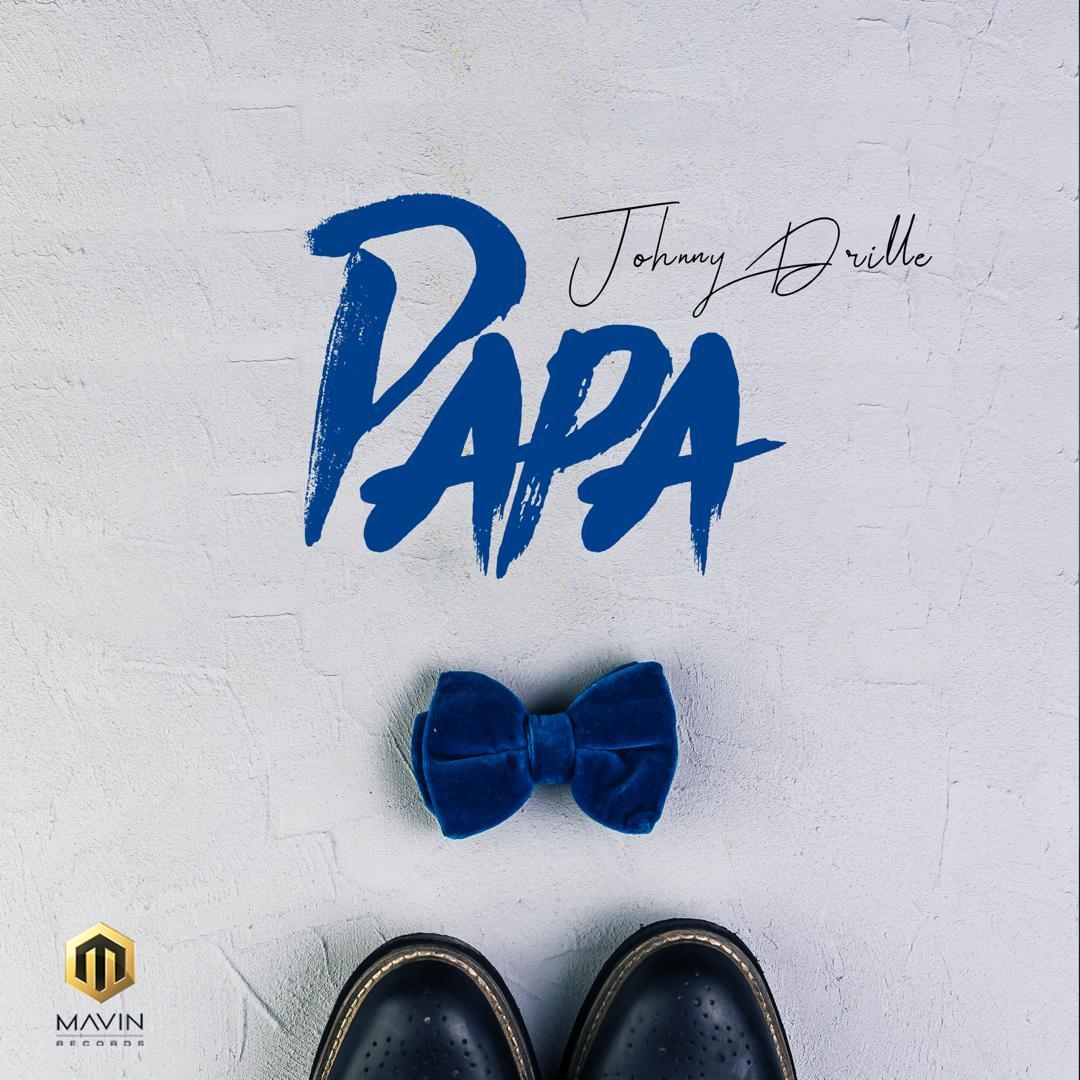 Johnny Drille - Papa - Artwork
