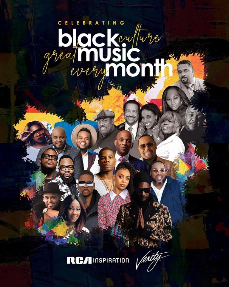 RCA Inspiration Black Music Month 2019