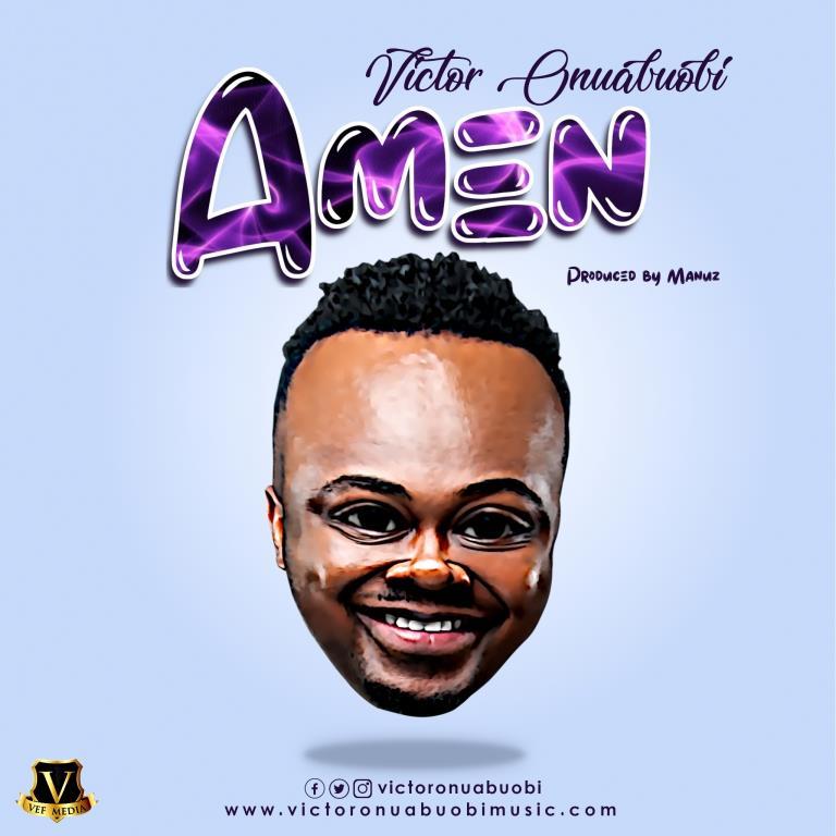 Victor Onuabuobi Song Art PressKit