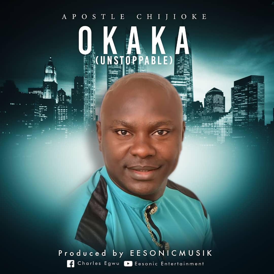 Apostle Chijioke Okaka Art Work
