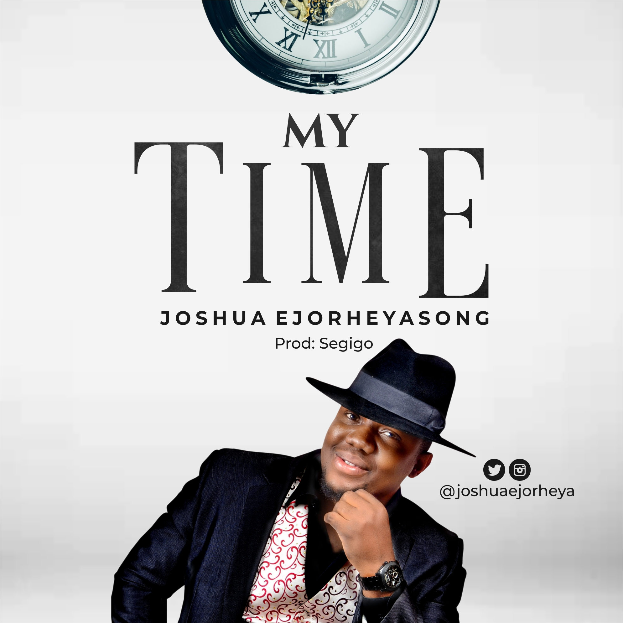 my time joshua NOW
