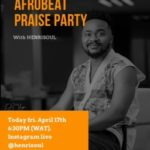 Henrisoul- AfroBeats Praise Party