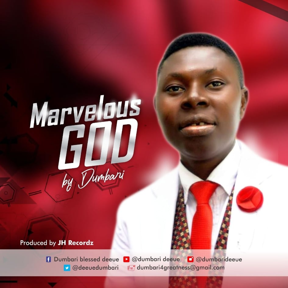 Marvelous God by Dumbari