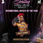 Mercy Chinwo Clinches Award