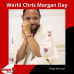 CHRIS MORGAN BIRTHDAY