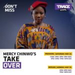 MERCY CHINWO TRACE TAKEOVER