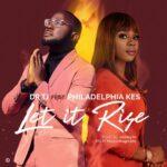 Dr Tj Let it Rise art cover