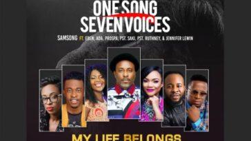 SAMSONG - MY LIFE BELONGS TO YOU