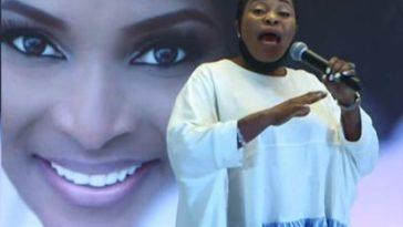 Tope Alabi: Tribute To Ibidunni Ighodalo