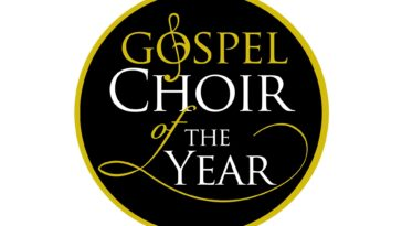 gospel choir of the year