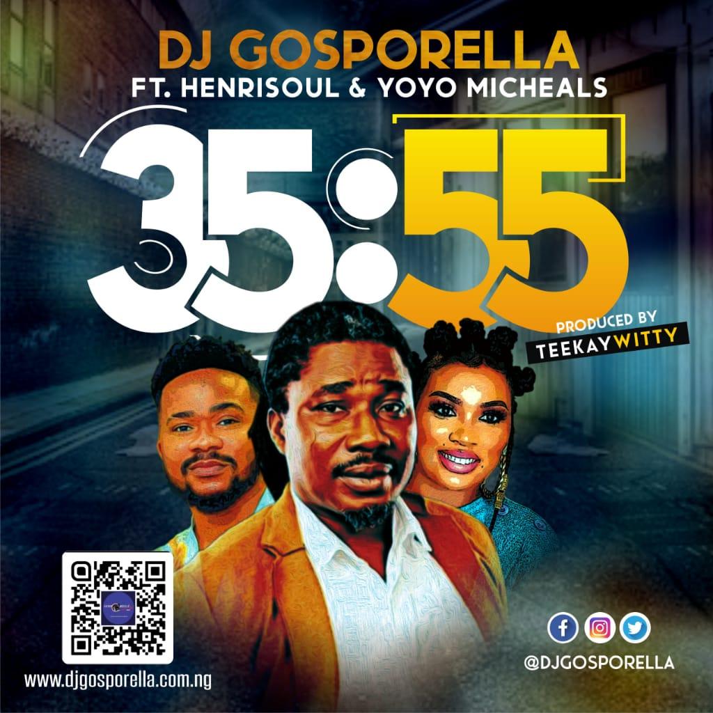 3555 FLYER dj gosporella