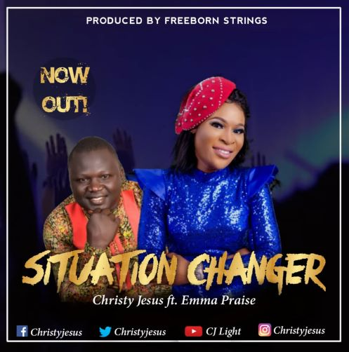 CHRISTY JESUS -SITUATION CHANGER