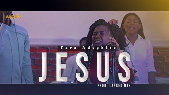 Music video: Jesus & FreedomTara Adegbite-Jesus