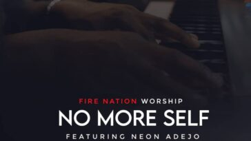 Neon Adejo - NO MORE SELF
