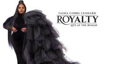 Tasha Cobbs Royalty Cover