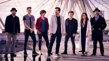 CASTING CROWNS RELEASES NOBODY (LIVE)