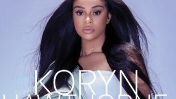 Koryn Hawthorne - I Am - Cover