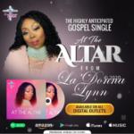 LA'DONNA LYNN ANNOUNCES 'AT THE ALTAR'