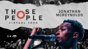 JONATHAN MCREYNOLDS: 'THOSE PEOPLE' TOUR