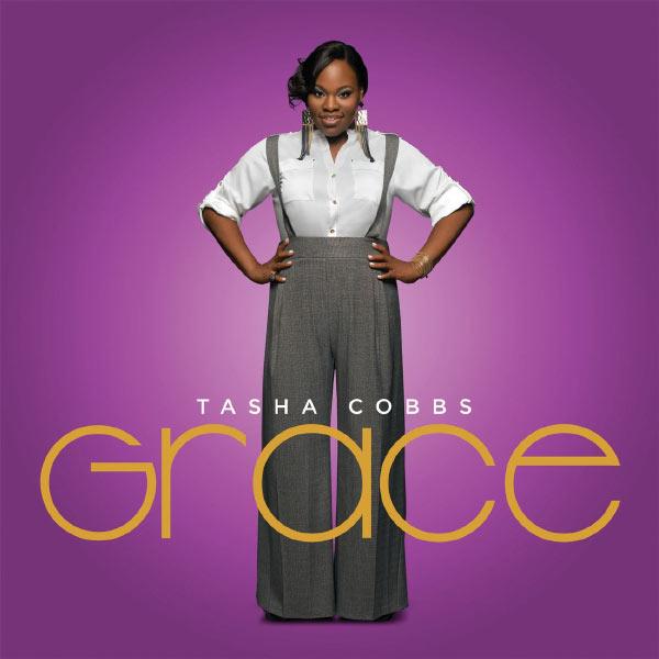 "TASHA COBBS' ""GRACE"" GETS GOLD CERTIFIED"
