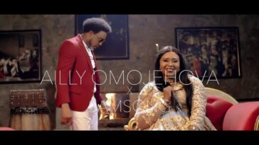 MUSIC VIDEO: CARRY ME- AILLY OMOJEHOVA