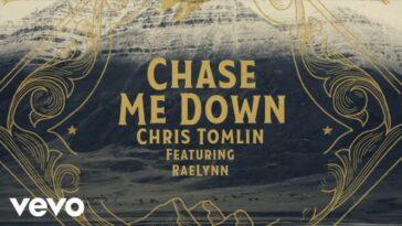 CHRIS TOMLIN DROPS 'CHASE ME DOWN' VIDEO