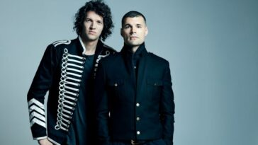 """For KING & COUNTRY RELEASES """"HEAVENLY HOSTS"""""""