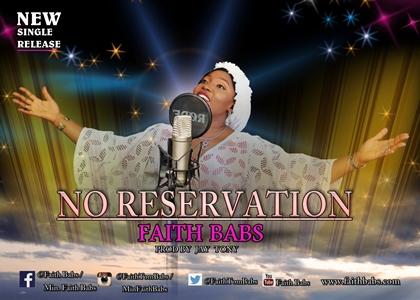 Faith Babs - No Reservation 420x300