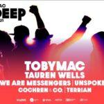 TOBYMAC HITS DEEP TOUR RETURNS IN 2021