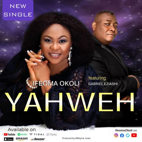 Ifeoma Okoli - Yahweh