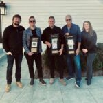 MATTHEW WEST WINS SONGWRITER OF THE YEAR