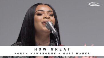 KORYN HAWTHORNE COVERS 'GRAVES INTO GARDENS'