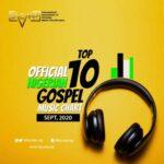 MOSES BLISS TOPS OFFICIAL NIGERIAN GOSPEL TOP 10 CHART