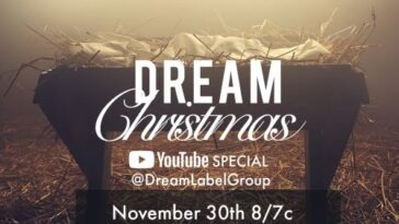"DREAM LABEL ANNOUNCES ""DREAM CHRISTMAS VOL 5"""