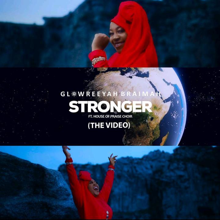 MUSIC VIDEO: STRONGER- GLOWREEYAH