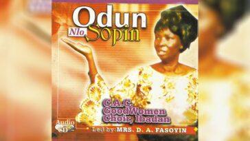 DOWNLOAD MP3 : ODUN LO S'OPIN - C.A.C. GOOD WOMEN
