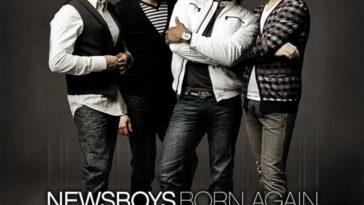NEWSBOYS- 'BORN AGAIN' VISUALS