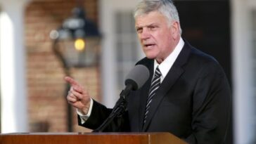 """FRANKLIN GRAHAM ON US ELECTIONS: """"ITS NOT OVER"""""""