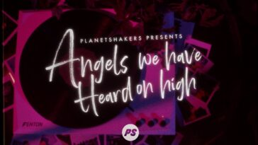 PLANETSHAKERS: ANGELS WE HAVE HEARD ON HIGH (VIDEO)