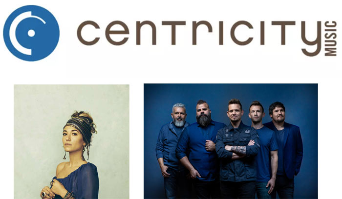 CENTRICITY MUSIC IS NO. 1 ON BILLBOARD TOP CHRISTIAN ALBUMS