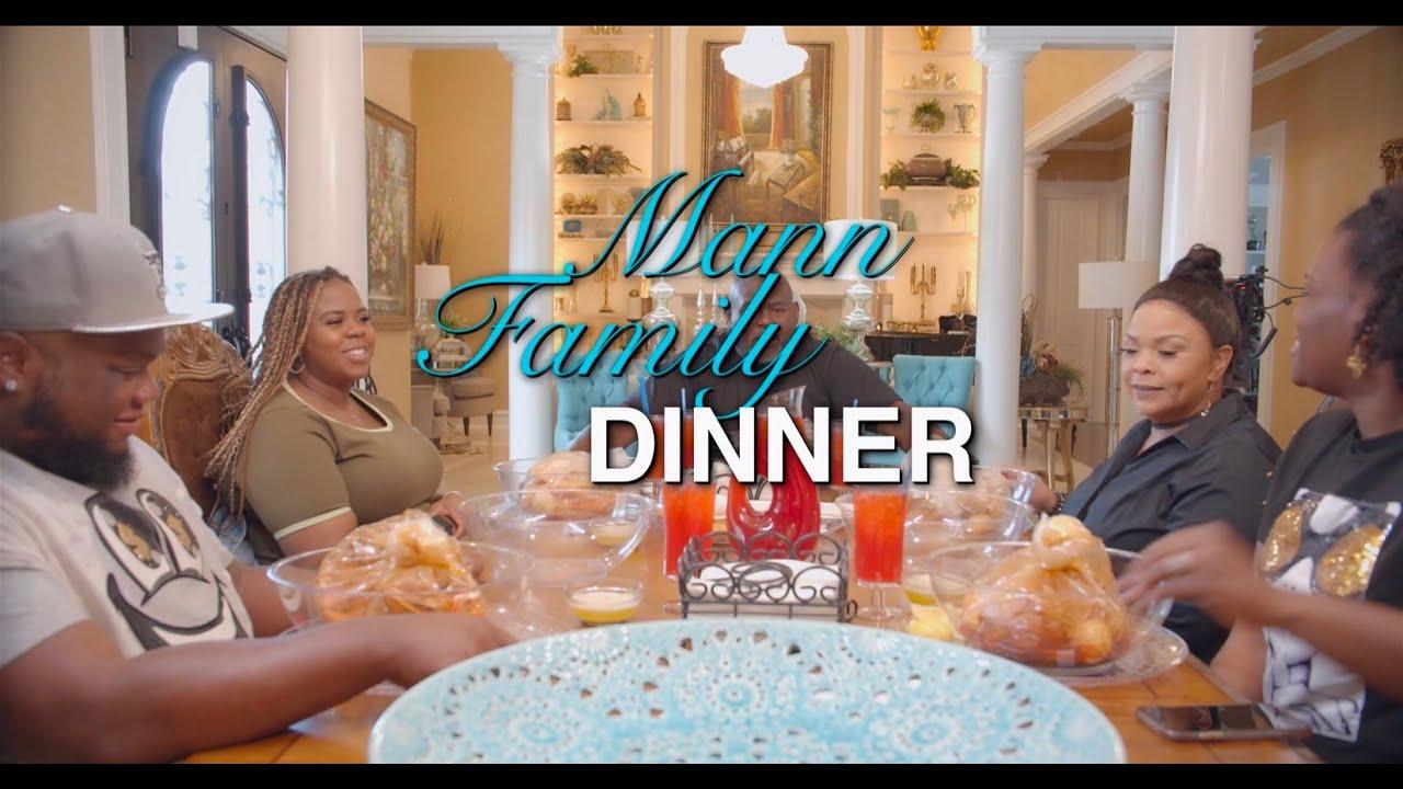 """DAVID & TAMELA MANN LAUNCH """"MANN FAMILY DINNER"""""""