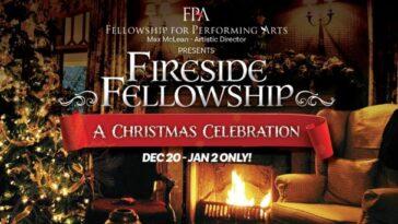 FELLOWSHIP FOR PERFORMING ARTS - FIRESIDE FELLOWSHIP