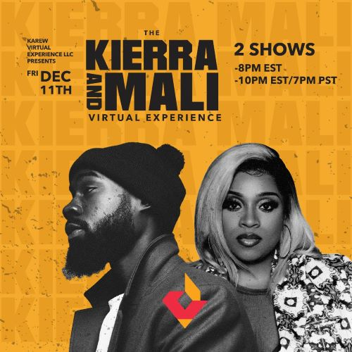 MALI MUSIC X KIERRA SHEARD: KAREW VIRTUAL EXPERIENCE