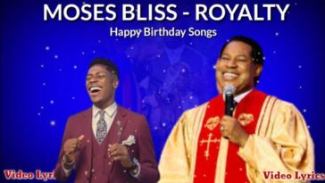 """MOSES BLISS PERFORMS """"ROYALTY"""""""