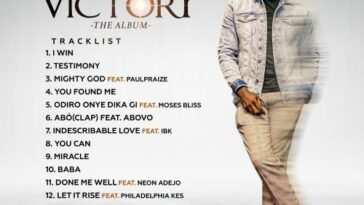 """DR TJ UNVEILS TRACKLIST FOR """"SOUNDS OF VICTORY"""""""