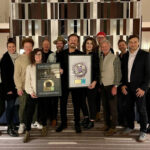 CASTING CROWNS CELEBRATE DOUBLE GOLD!