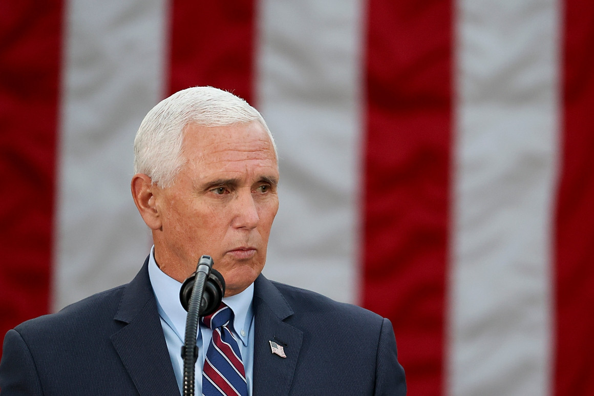 Mike Pence 'Welcomes' Objections to Election Results ...